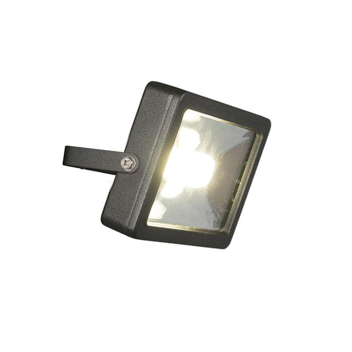 Modern-Floodlight-Black-incl.-LED-30W---Telix