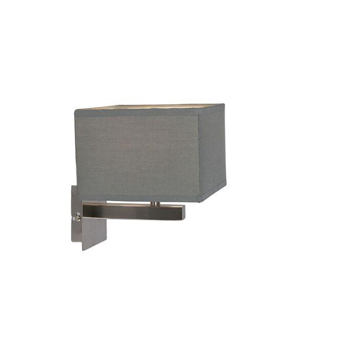 Modern-wall-lamp-gray---VT-1