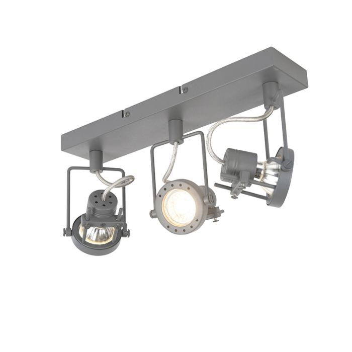 Industrial-spot-anthracite-3-light-swivel-and-tilt---Suplux