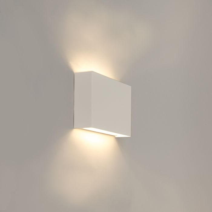 Modern-wall-lamp-white---Otan