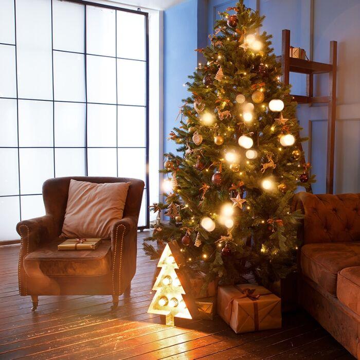 Christmas-Tree-Pine-LED-2.1-Meters