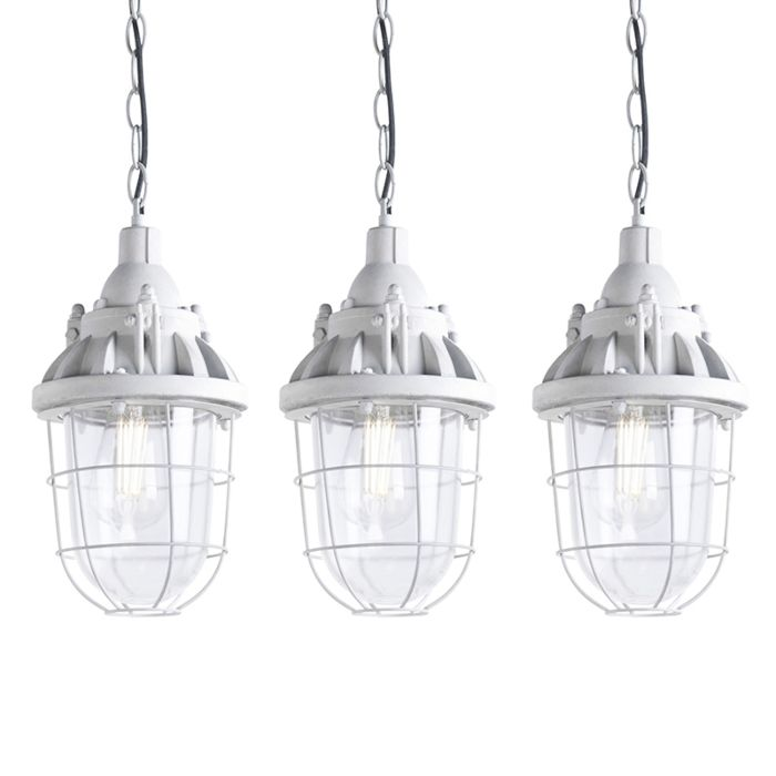 Set-of-3-Pendant-Lamp-Cabin-Concrete
