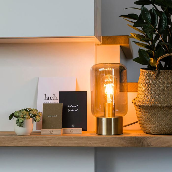 Design-brass-with-smoke-glass-table-lamp---Bliss-Cute