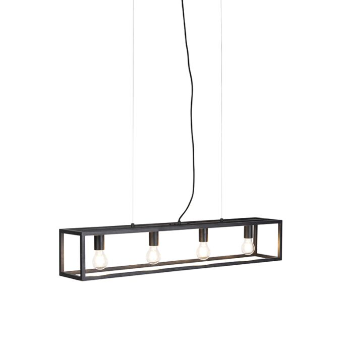 Industrial-hanging-lamp-black---Cage-4