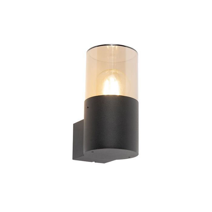 Modern Outdoor Lamp Wall Black Odense
