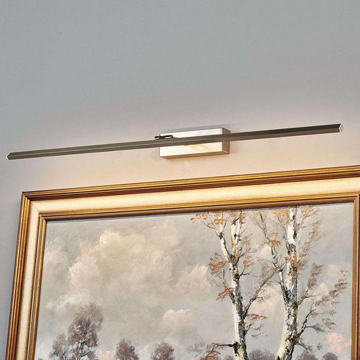 Aluminum Wall Lamp Incl Led