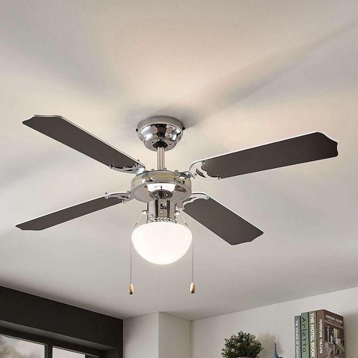 Modern Ceiling Fan Joulin Lampandlight