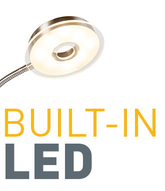 Built-in LED