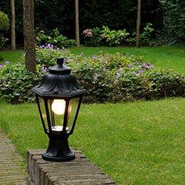 Lampandlights - Installing garden lights?