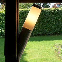 Lampandlight - Installing solar powered garden lights?