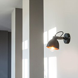 Lampandlight - Installing a wall light?